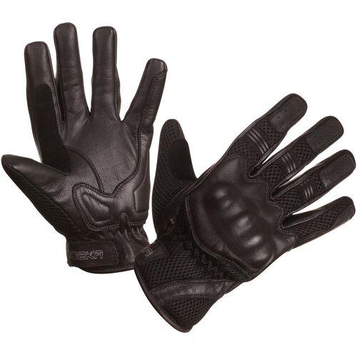 Modeka X-Air Handschuhe Schwarz 2XL