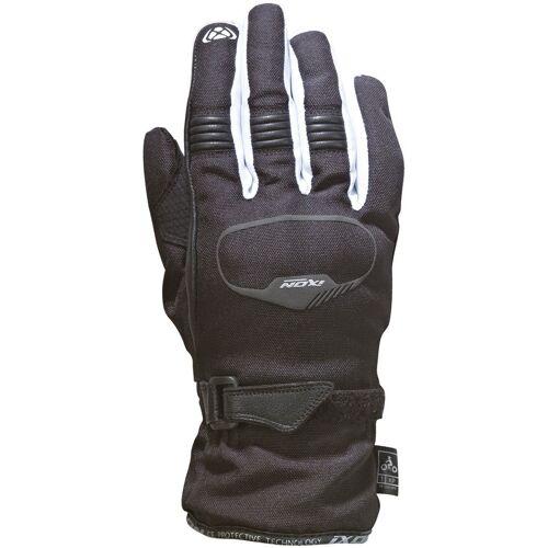 Ixon Pro Rush Jugend Handschuh Schwarz Weiss XL