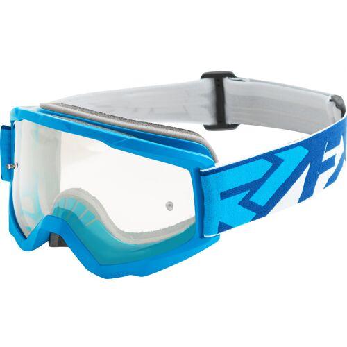 FXR Squadron MX Motocross Brille Blau