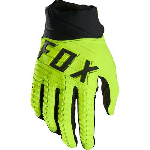 FOX 360 Motocross Handschuhe Gelb XL