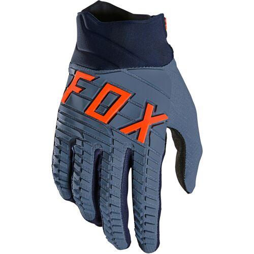 FOX 360 Motocross Handschuhe Blau 2XL