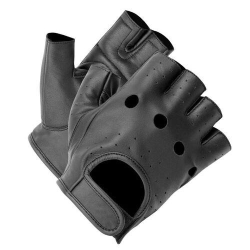 Büse Chopper Handschuhe Schwarz 3XL