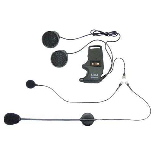 Sena SMH10/SMH10S Helm Kit Mikrofon & Kabel Mikrophon Schwarz Einheitsgröße