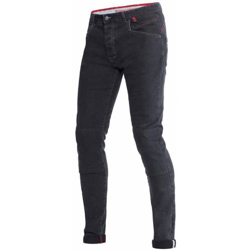 Dainese Sunville Skinny Jeans Schwarz 43