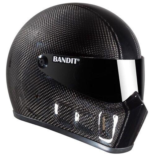 Bandit Super Street 2 Carbon Race Motorradhelm Carbon M
