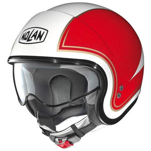 Nolan N21 Tricolore Demi Jet Helm  M