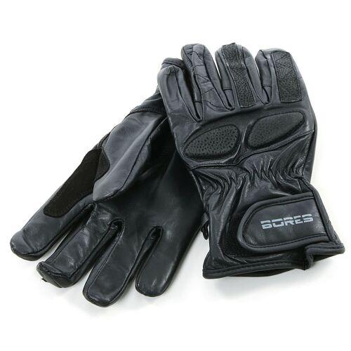 Bores Driver Handschuhe Schwarz S M