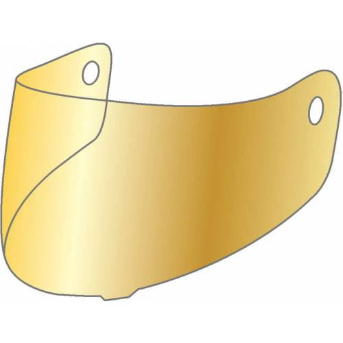 LS2 Visier Modell OF521 Infinty Gold