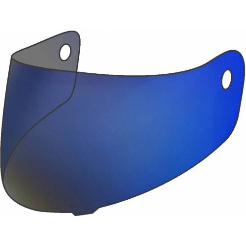 LS2 Visier Modell OF521 Infinty Blau