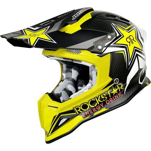 Just1 J12 Rockstar 2.0 Crosshelm Motocross Helm  L