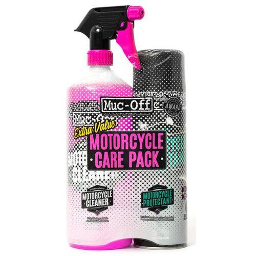 Muc-Off Motorrad-Duo-Pflege Reinigungsset