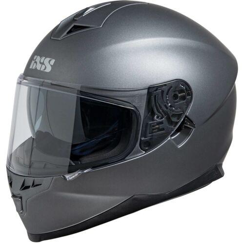 IXS 1100 1.0 Intergralhelm Grau M