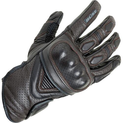 Büse Cafe Racer Handschuhe Braun 3XL