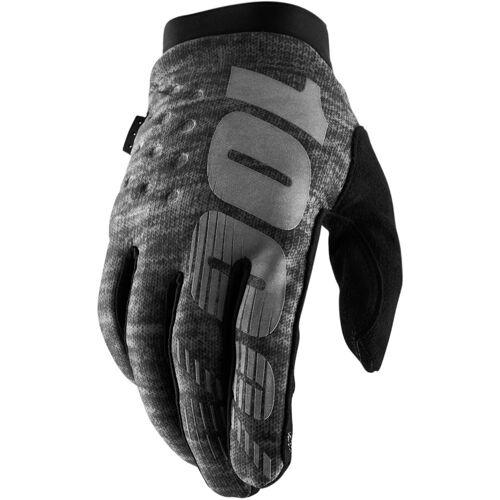 100% Brisker Handschuhe Grau XL