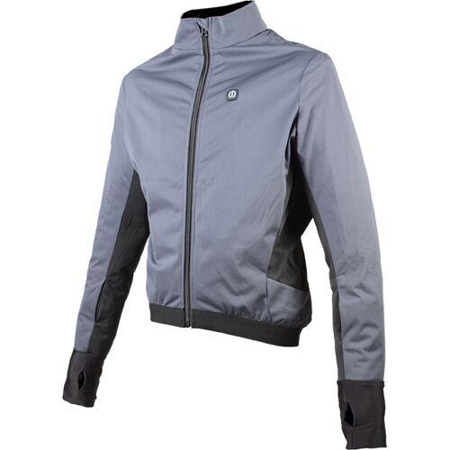 Klan-e beheizbare Textiljacke Schwarz S