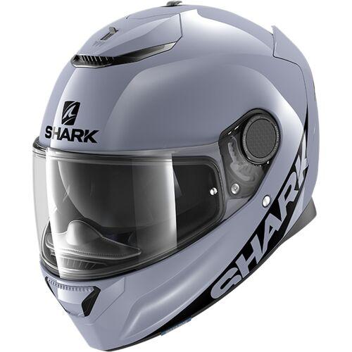 Shark Spartan Blank Helm Grau XS