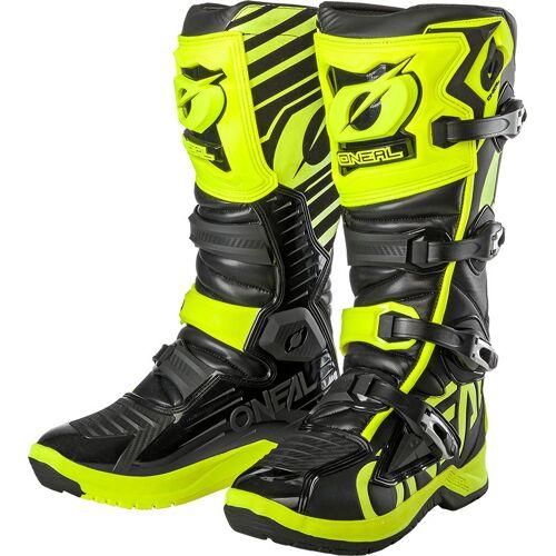 Oneal RMX Motocross Stiefel Gelb 43