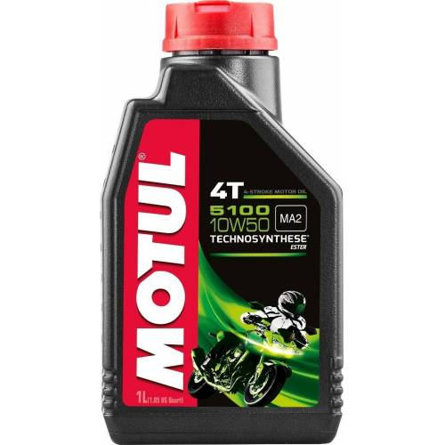 MOTUL 5100 4T 10W50 Motorenöl 1 Liter