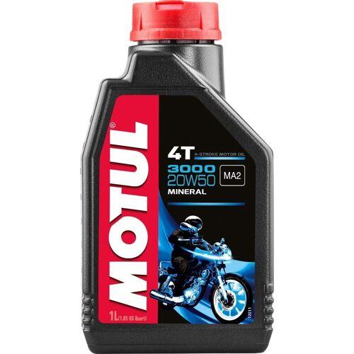MOTUL 3000 4T 20W50 Motorenöl 1 Liter