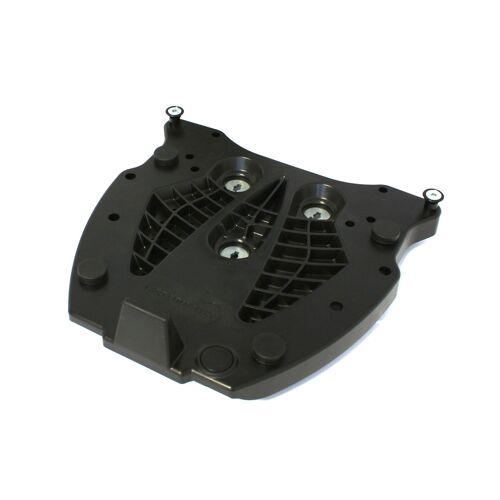SW-Motech Adapterplatte für ALU-RACK Gepäckträger - Für Krauser. Schwarz. schwarz