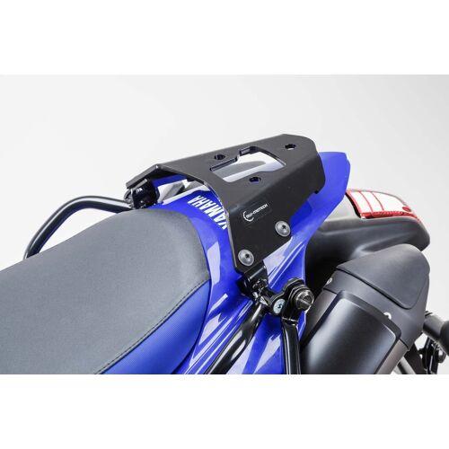 SW-Motech Yamaha XT 660X/R (2004-2016) Alu-Rack Gepäckträger (Schwarz) Schwarz