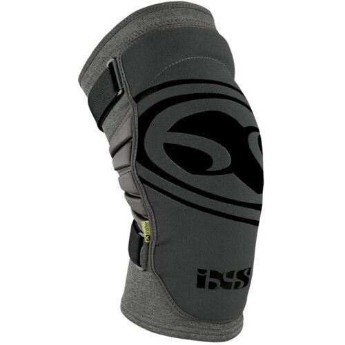 IXS Carve Evo+ Knieprotektoren Grau M