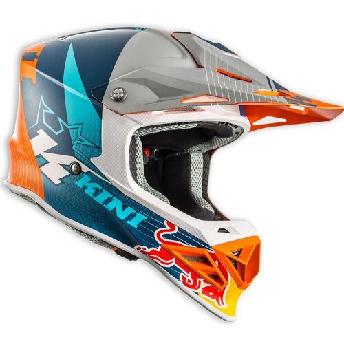 Kini Red Bull Kini Redbull O/W/N Competition Motocross Helm