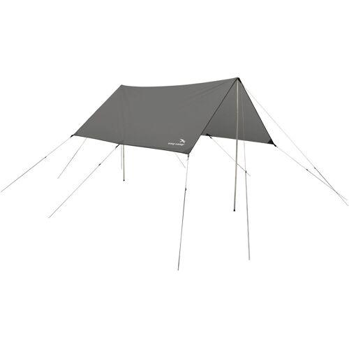 Easy Camp Tarp 3 x 3 m Zelt Grau Einheitsgröße