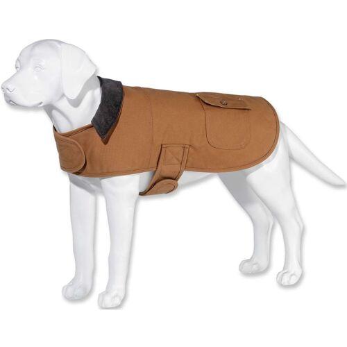 Carhartt Rain Defender Chore Coat Hundemantel Braun XL