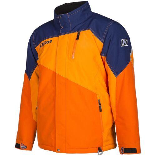 Klim Klimate Schneemobil Jacke Orange XL