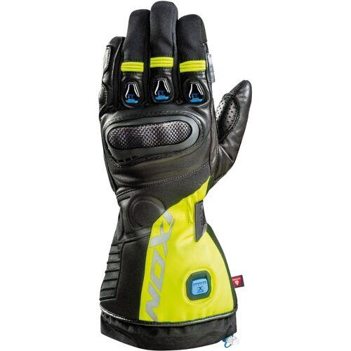Ixon IT-Aso beheizbare Handschuhe Schwarz Gelb XL