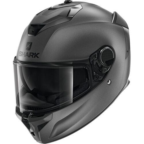 Shark Spartan GT Blank Helm Grau XS