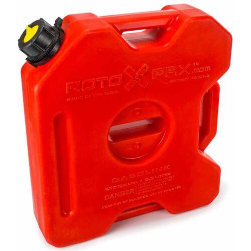 Kriega ROTOPAX 1,75US Gallon Kraftstoffkanister Rot Einheitsgröße