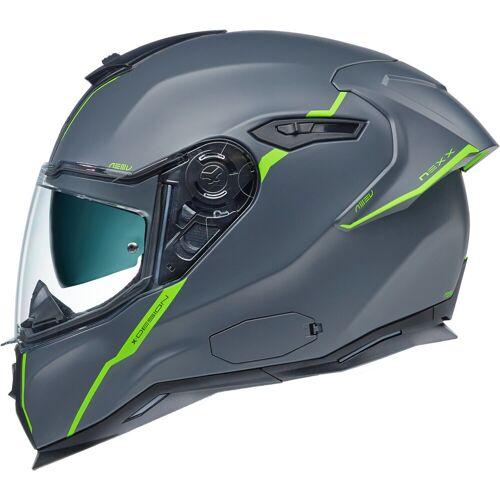 Nexx SX.100R Shortcut Helm Grau M