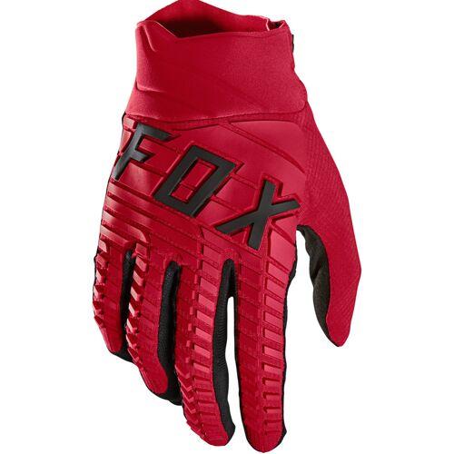 FOX 360 Motocross Handschuhe Rot M