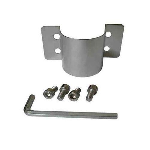 RK1 Rohrklemme für Infrarot Heizstrahler S1800 Silber