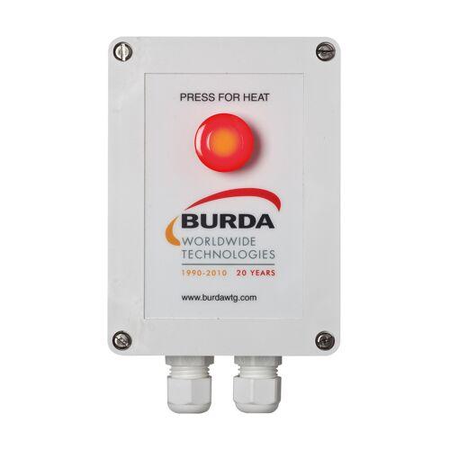 Burda WTG Burda Heizstrahler TS2-C Timer Softstart 2000 Watt IP20