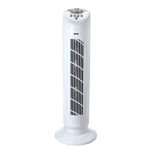 Deko-Elektro Turmventilator / Bodenventilator Stratos B292 Weiß