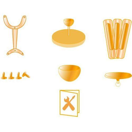 Ersatzteile für Deckenventilator Faro Cebu Weiß