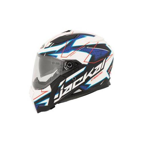 Louis Caberg Jackal Techno Motorrad-Helm M