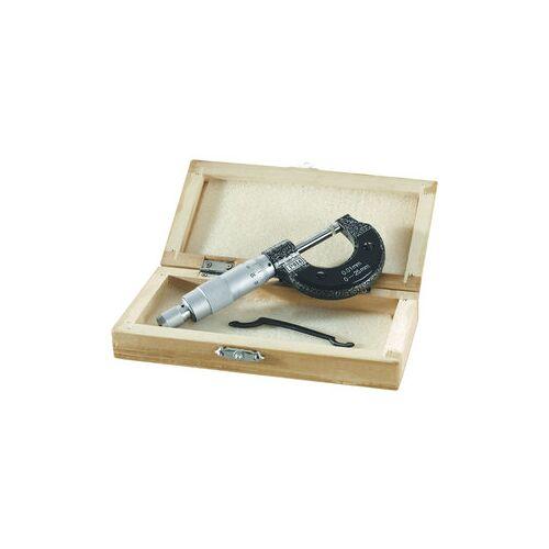 BGS Mikrometerschraube Messbereich: 0 - 25 mm