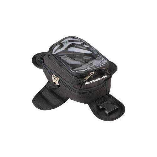 Moto-Detail 2-in-1 Bauch-/Tanktasche  mit Magnet