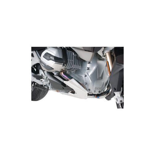 Puig Krümmer- Auspuffschutz für BMW R 1200 RT, Aluminium, links + rechts