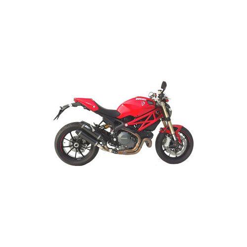 ZARD Auspuffanlagen Ducati Monster 1100 Evo