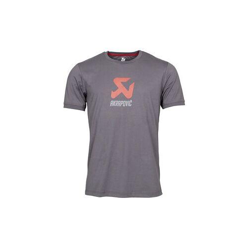 Akrapovic T-Shirt grau grau XXL