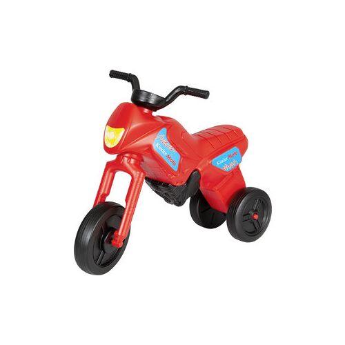 ZZZ-kein Hersteller Kinder-Motorrad, rot Laufrad im Motorraddesign