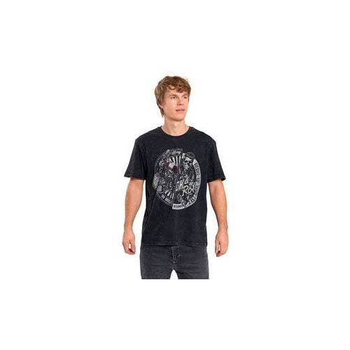 KingKerosin King Kerosin No Rules  Louis Special T-Shirt schwarz XXL