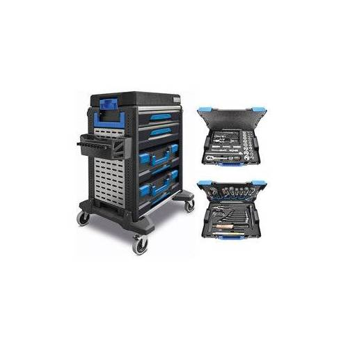 Matador Werkstattwagen WorkMo inklusive smartyBOX L1 und L2