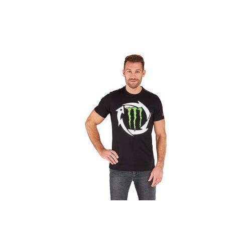ZZZ-kein Hersteller Monster *Lorenzo Thunder* T-Shirt schwarz M