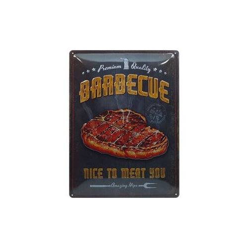 Louis Blechschild Barbecue